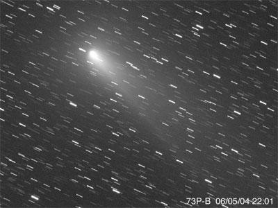 シュワスマン・ワハマン第3彗星 ...