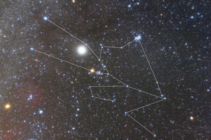 おうし座 | 星座写真 | 天体写真...