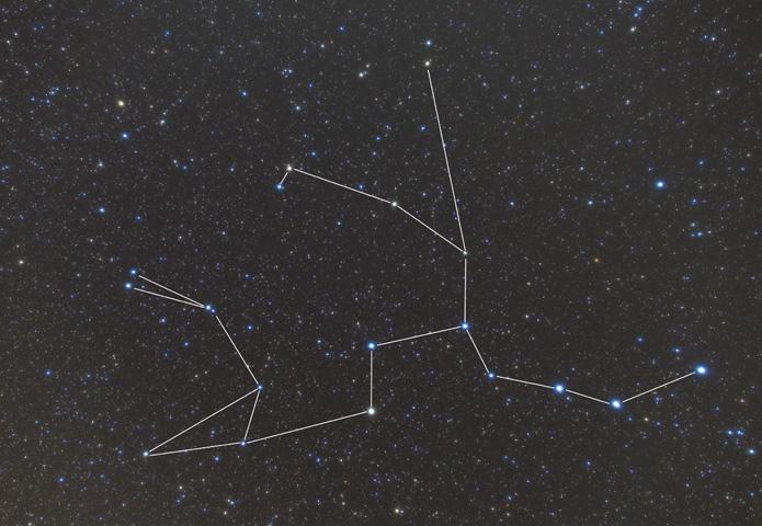 おおぐま座 | 星座写真 | 天体写...