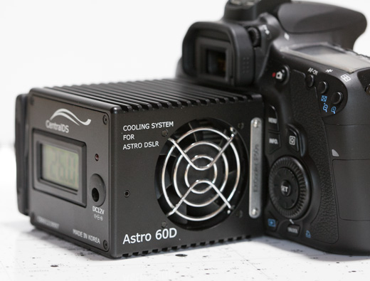 Astro60D 斜め後ろから