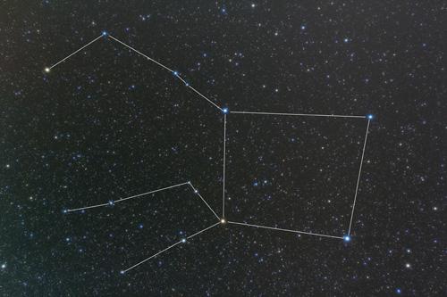 ペガスス座の写真素材 | 天体写...