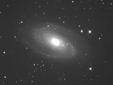 M81渦巻銀河のフリー写真素材 | ...